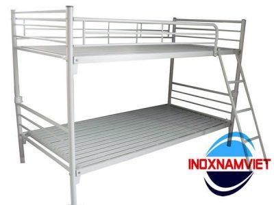 Giường tầng inox 004