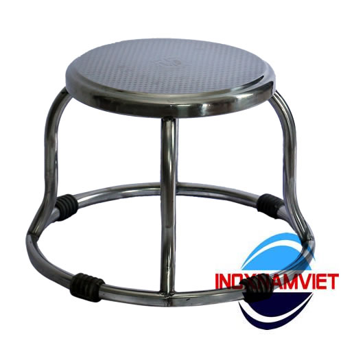 Ghế inox thấp 35 cm