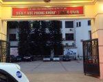 Giường inox Viện Y học Phòng Không, Không Quân
