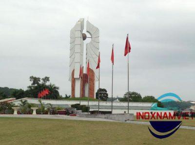 Cột cờ inox Hạ Long Quảng Ninh