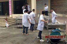 Thiết bị y tế BV Thanh Trì