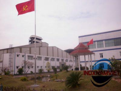 Cột cờ inox Yên Phong Bắc Ninh